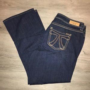 Melissa McCarthy Seven 7 boot-cut jean